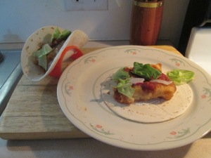 Beer-Battered Fish Tacos 010