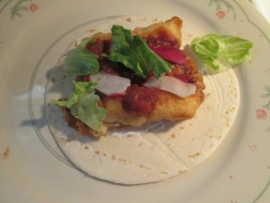 Beer-Battered Fish Tacos 012
