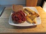 Montgomery Inn Pulled Pork BBQ Sandwich003