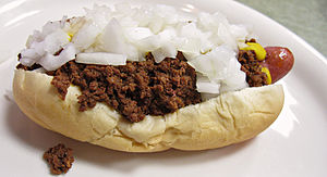 A Flint-style coney