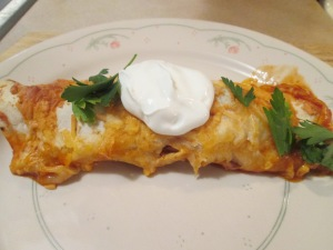 Chicken Enchiladas 010