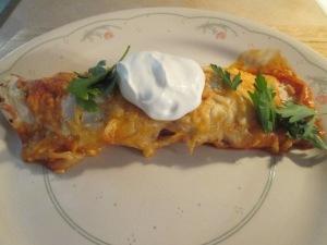 Chicken Enchiladas 014
