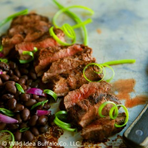 Colombian 8 oz Flat-Iron Steak