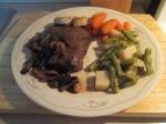 Colombian Flat-Iron Steak008