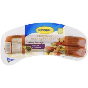 Butterball Polska Kielbas Turkey Sausage
