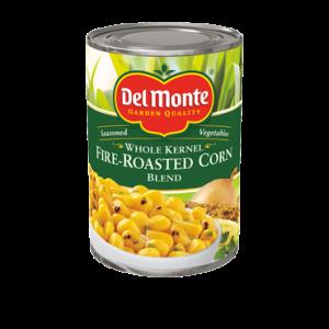 Del Monte Whole Kernel Fire Roasted Corn Blend