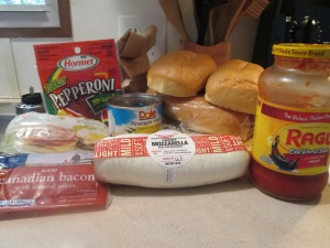 Pizza Bread 2 Ways 001