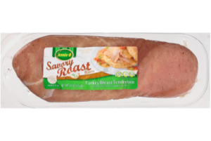 Savory Roast Turkey Breast Tenderloin