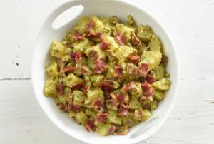 Turkey Bacon & Guac Picnic Potato Salad