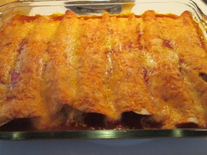 Chicken Enchiladas 005