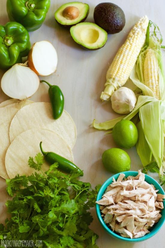 chicken tortilla soup   Brooklyn Homemaker