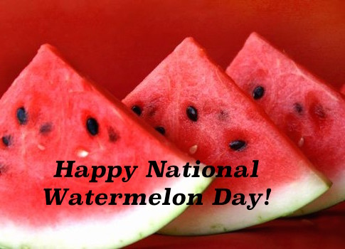 national-watermelon-day