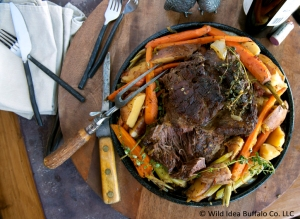 Buffalo Pot Roast2