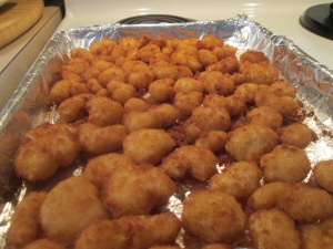 Popcorn Shrimp w Mac and Cheese 003