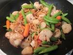 Shrimp with Udon Noodles009