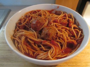 Spaghetti and Meatballs 004
