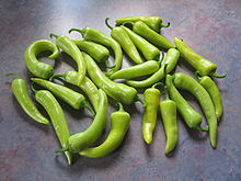 Banana Pepper - Yellow Wax Peppers