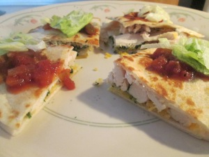 Chicken  Quesadilla 009