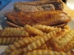 Blackened Tilapia Sandwich w Baked Fries008
