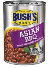 Bush's Asian BBQ Beans
