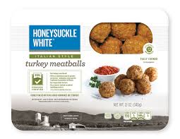 Honeysuckle White Fresh Italian Style Turkey Meatballs2
