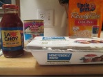 Sweet and Sour Turkey Meatballs w Sugar Snap Peas, Pineapple, Wa002