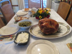 Thanksgiving Day Dinner 005