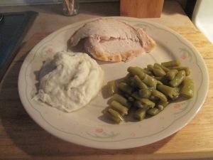 Thanksgiving Day Dinner 008
