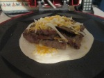 Beef Quesadillas w Refried Beans 003