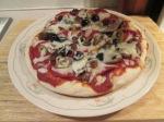 Cast Iron Skillet Pizza005