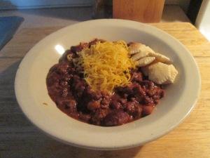 Crock Pot 3 Bean Buffalo Chili 009