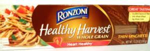 Healthy Harvest Whole Wheat Thin Spaghetti