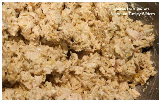 Parmesan Turkey Sliders 2