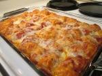 Pepperoni Pizza Bake008