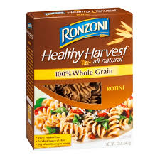 Ronzoni Healthy Harvest Whole Grain Rotini