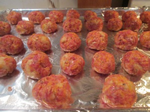 Sausage Crescent Cheese Balls 003