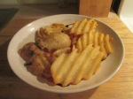 3 Bean Buffalo Chili and Cheese Fries009