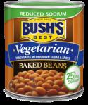 Bush's Vegetarian Reduced Sodium BakedBeans