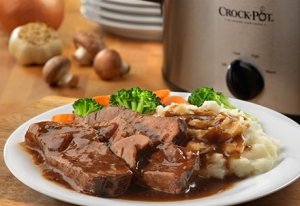 Campbell's® Tavern Style Pot Roast Slow Cooker Sauce.22