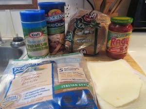 Chicken Parmesan Sandwich w Baked Potato 001