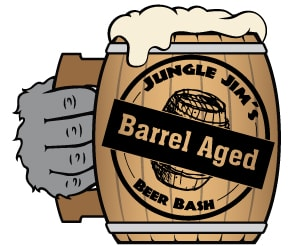 Jungle Jim's Barrel Aged Beer Bash