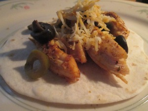 Soft Chicken Tacos 008