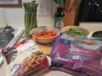 Stir-Fry Shrimp with Udon Noodles001