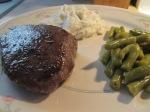 Buffalo 6 oz Sirloin Steak007