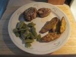 Tuscan Seasoned Pork Medallions w Roasted Fingerling Potatoes an008