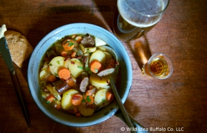BUFFALO IRISH CODDLE