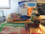 Chicken, Turkey Bacon, and Swiss Sandwich w Hash Browns001