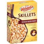 Velveeta Cheesy Skillets Chicken Bacon RanchDinner