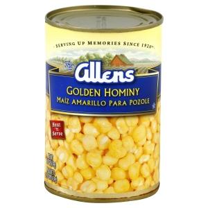 Allens Golden Hominy