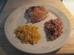 Blackened Gulf Coast Grouper w Whole Kernel Sweet Corn and Seaso015